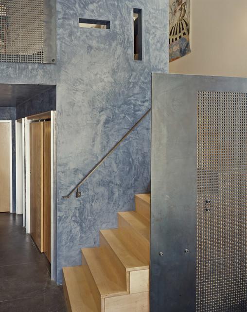 Folger Loft 2 industrial-staircase