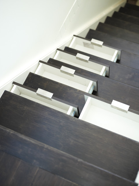 For keeps contemporary-staircase