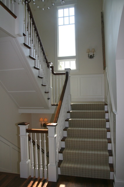 Forest Avenue traditional-staircase