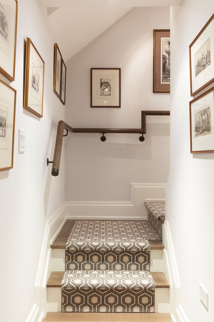 Forest Hill 2 Traditional Staircase Toronto By