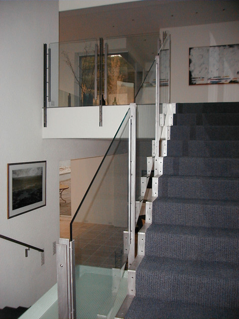 Fougeron Architecture contemporary-staircase