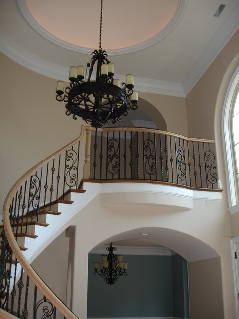 Foyer chandelier w lift item 601594 aloadofball Image collections