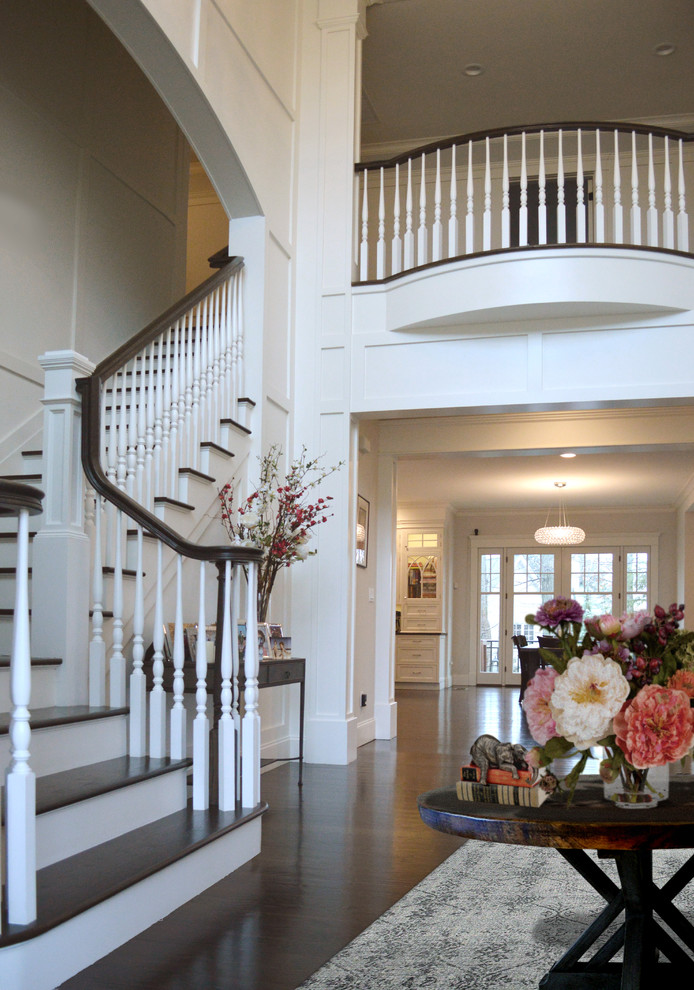 Staircase - transitional staircase idea