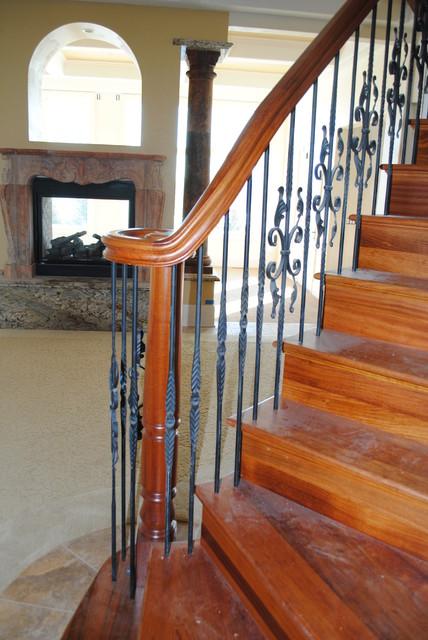 Foyer Stairs Uk : Foyer stair