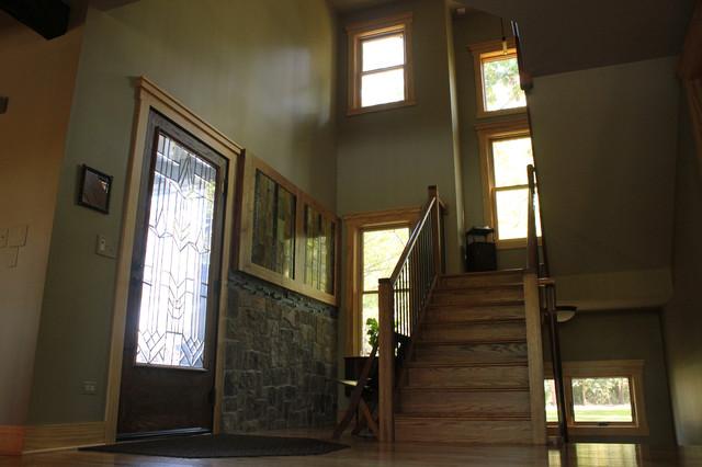 Houzz Traditional Foyer : Foyer