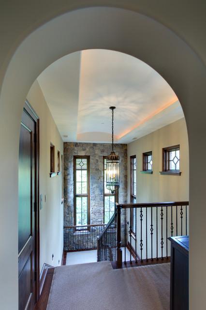 Houzz Foyer Stairs : Foyers