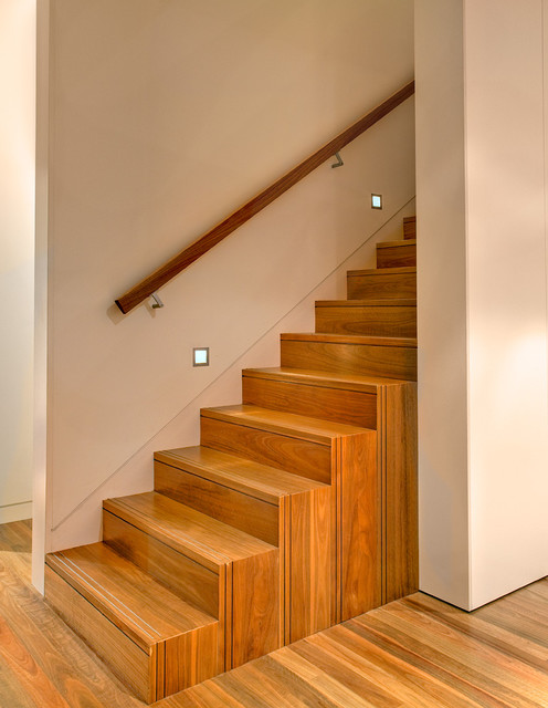 Castlecrag contemporary-staircase