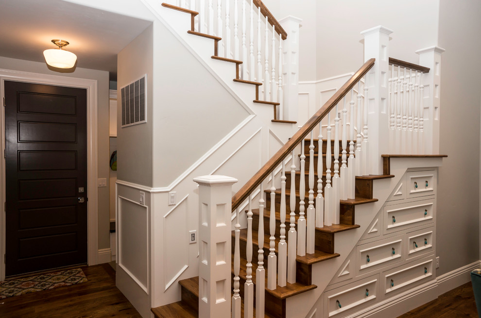 Fuller - Craftsman - Staircase - Other - by Crystal Homes