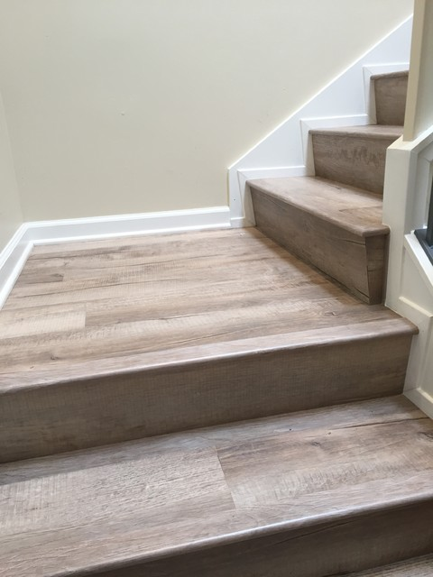 Fusion max murol beach style staircase san diego for Wooden flooring dealers