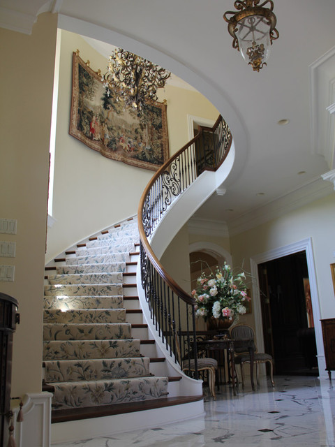 Georgian style for Georgian staircase design