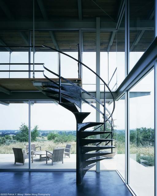 CH portfolio industrial-staircase