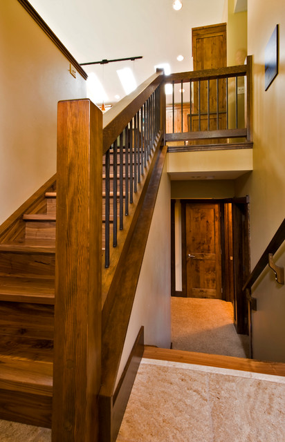 Glen Crescent Renovation Traditional Staircase