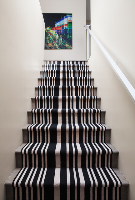 Glen Park Residence Contemporary Staircase Other