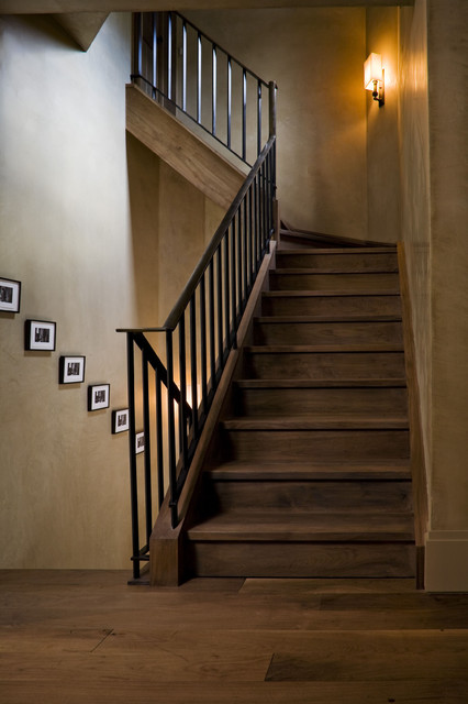 Glenn Gissler Design contemporary-staircase