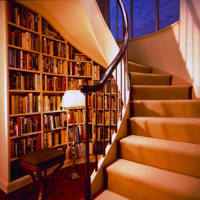 Glenn Gissler Design contemporary-staircase