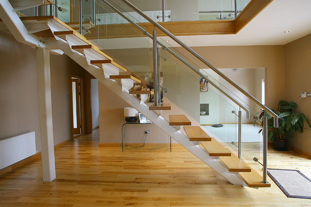 Superieur Glider Contemporary Staircases Contemporary Staircase