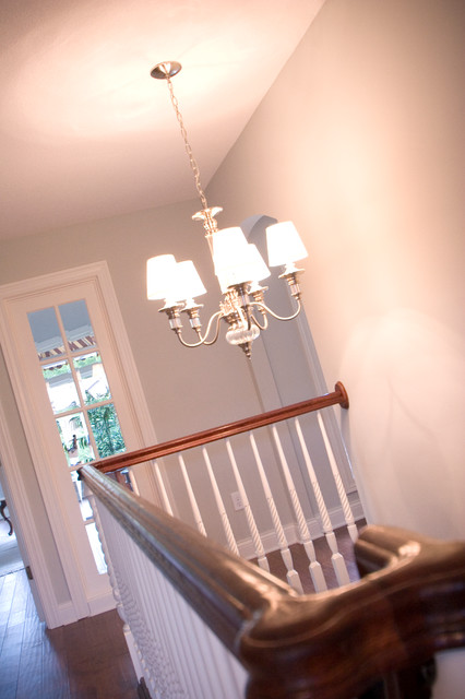 Golden Valley Remodel traditional-staircase