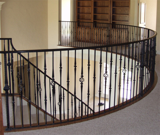 Inspiration For A Timeless Staircase Remodel In Houston