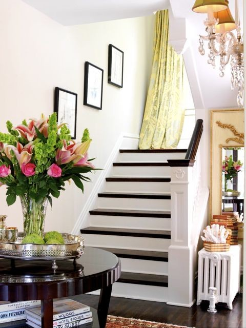 Grand traditional staircase