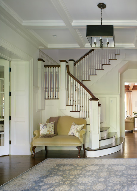 Greenwich Ct Traditional Staircase New York By