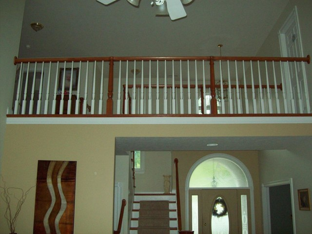 Greystone Custom Stairs traditional-staircase