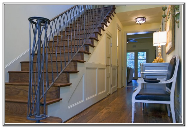 Griswold II - Staircase traditional-staircase