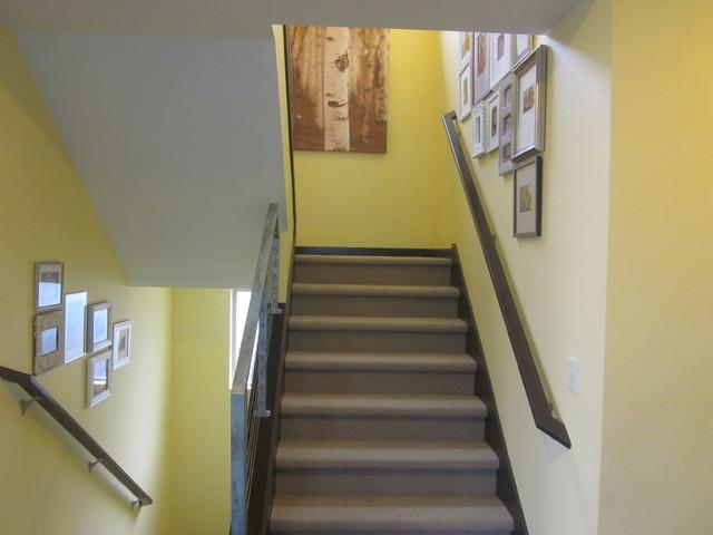 Grossman Residence contemporary-staircase