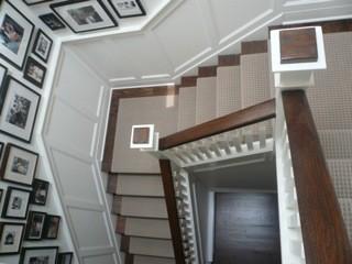GROSVENOR contemporary-staircase