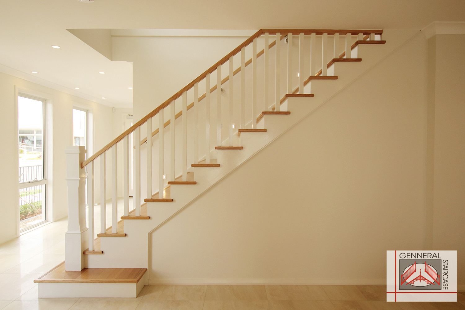 Hamptons Style Staircases Beach Staircase Sydney By Genneral Houzz