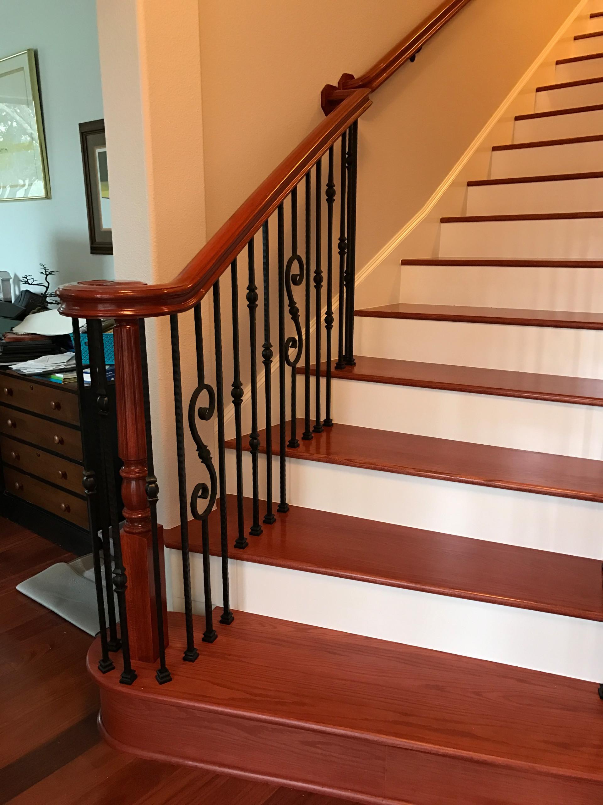 Harvard Oaks - Stairs Upgrade - 2016