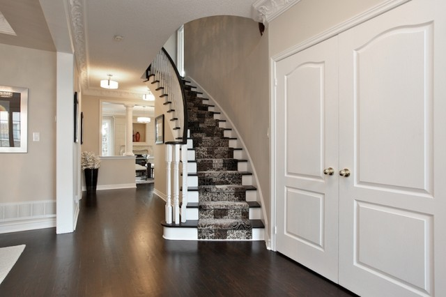Haywood contemporary-staircase