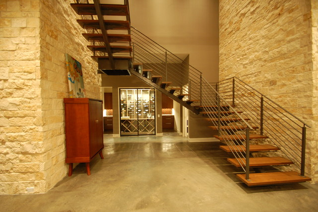Henderson Project staircase