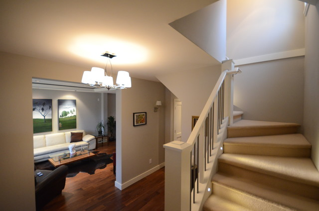 Heritage Character Home Renovation traditional-staircase