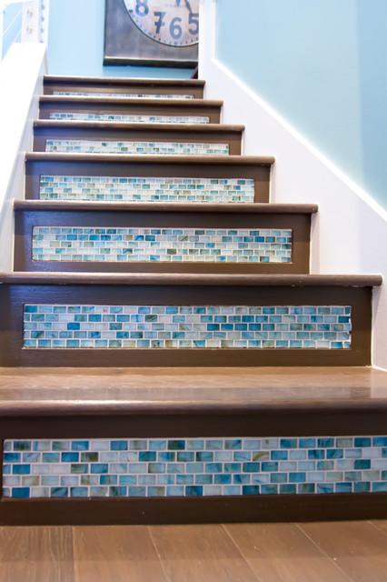 Hgtv Smart Home 2013 Tropical Staircase Jacksonville By Glenn Layton Homes