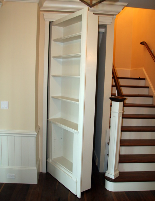 ... Traditional - Staircase - boston - by Toby Leary Fine Woodworking Inc