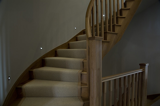 High End Residential London Contemporary Staircase