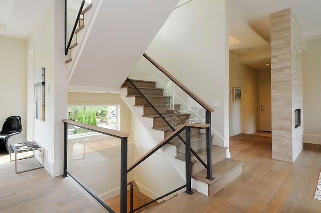 Highbury modern-staircase
