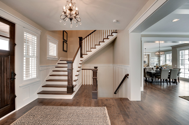 Highmark Builders - 2013 Spring Parade of Homes #303 traditional-staircase