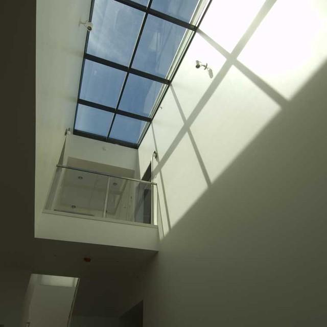 Hillsborough Residence 2 modern-staircase
