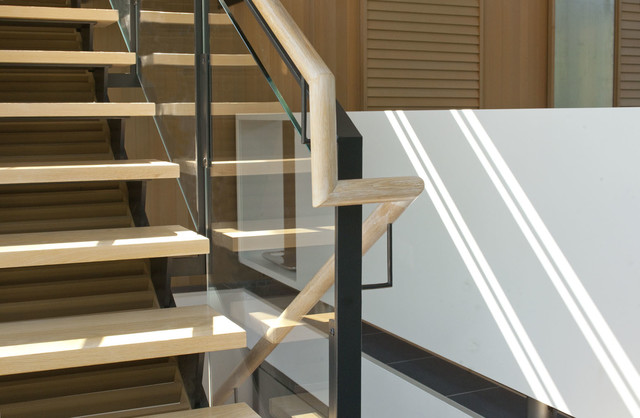 Hillspoint contemporary-staircase