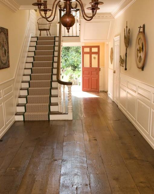 Historical Cement Or Brick Tiles Old Wood Floor Beams Www
