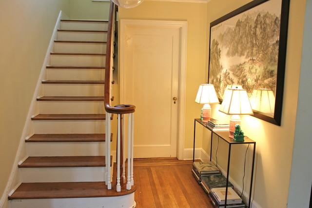 Home traditional-staircase