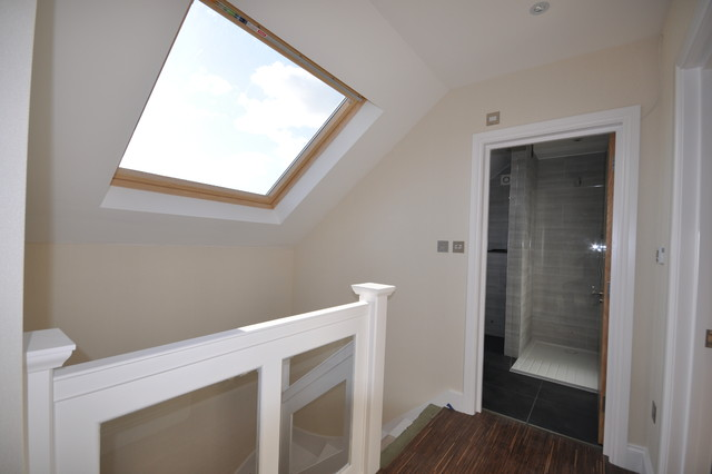 Home Extension, Loft Conversion & Refurbishment traditional staircase