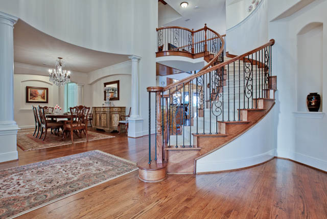 Home Remodel Traditional Staircase Dallas By Dfw