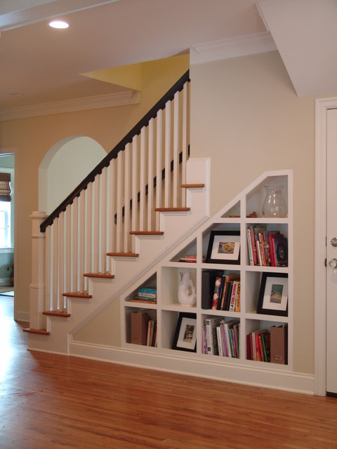 Home Renovation and Addition in Decatur traditional-staircase
