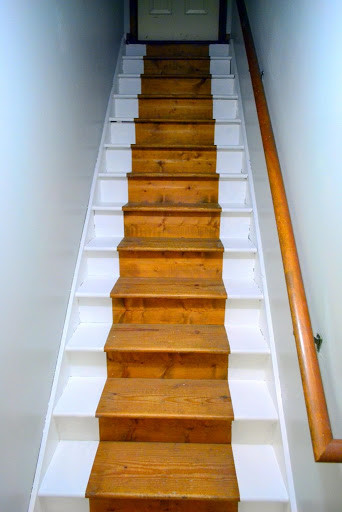 Home Tour traditional-staircase