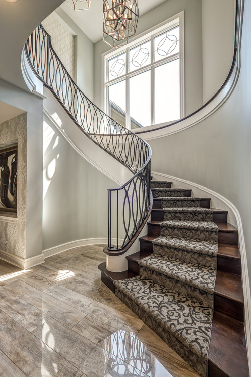 Staircase Carpet Trends