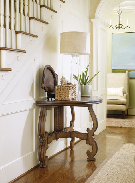 Hooker Furniture staircase