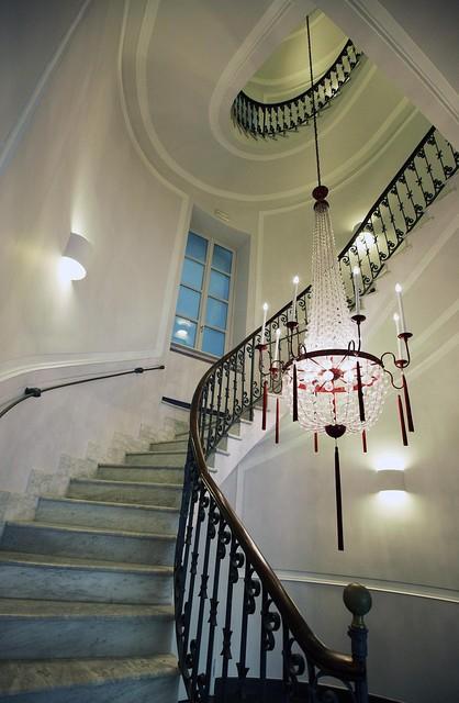Hotel Palazzo Decumani , Naples - Italy contemporary-staircase