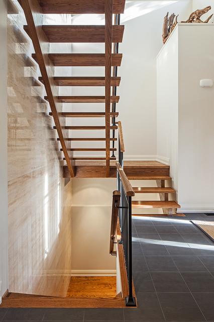 House 19 contemporary-staircase